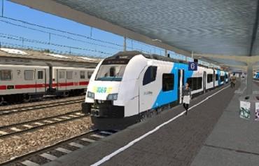 RE 76361 nach Ostseebad Binz