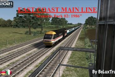 "Aufgaben-Paket 02 ""East Coast Main Line"""