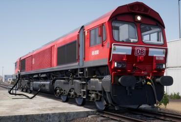 Class 66 DB (fiktiv)