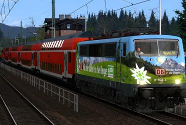 [JK] RB59460 nach Weilheim in Oberbayern