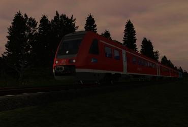Regionalexpress nach Salzburg