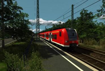 MRB Ersatzgarnitur nach Koblenz