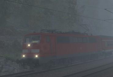 RE 69453 - Nebel im Schwarzwald