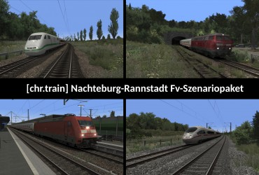 [chr.train] Szenariopaket Fernverkehr
