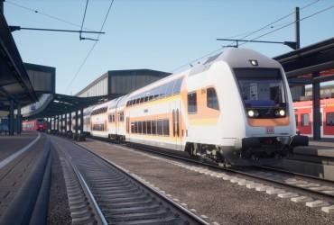 S-Bahn Ersatzfahrzeug