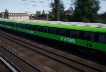 Flixtrain modernisiert - Avmmz & Bpmmz Wagen [BR 101 - DLC]