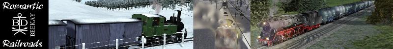 BeeKay - Romantic Railroads